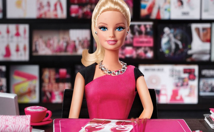 Image: Barbie as you never seen before