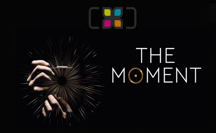 Image: The moment