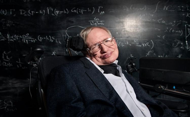 Image: RIP Stephen Hawking