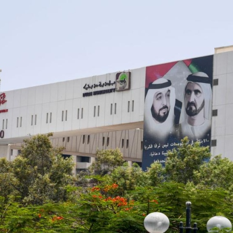 "صور: حاكم دبي يعيّن مديراً جديداً لـ""بلدية دبي"""