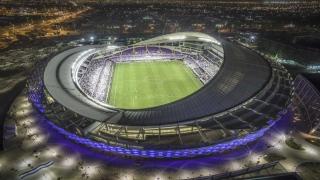 صور: كأس الخليج العربي.. أصفر أم عنابي؟