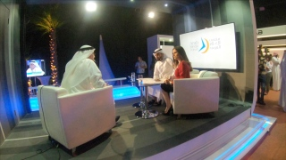 أجواء اليوم الأول من منتدى الإعلام العربي