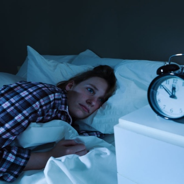 Photo: Are you suffering from insomnia?