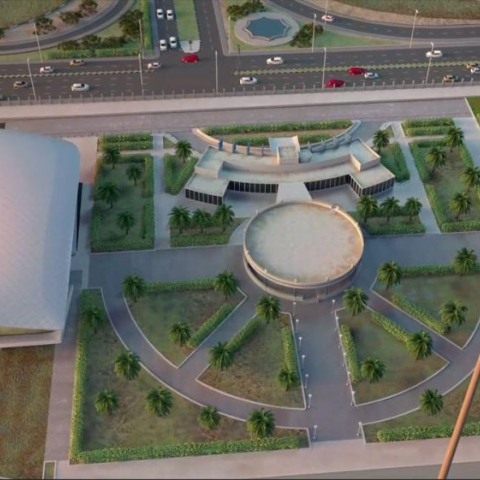 Photo: The Story of Etihad Museum