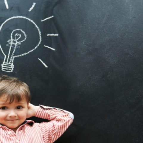 Photo: Were you a child genius?