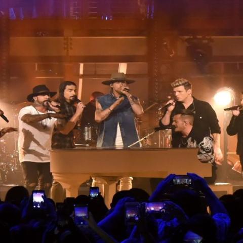 "${rs.image.photo} ""Back Street Boys"".. Back to Dubai"