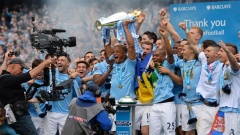 ManCity.. Champions of England!