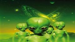 My Friend is an Alien!