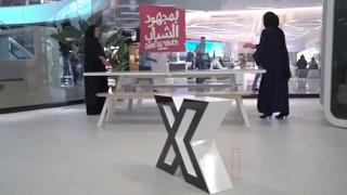 شباب أبوظبي يصممون مركزهم