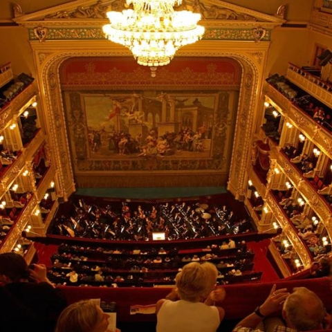 Photo: Opera: Art unites the world's cultures