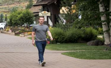Photo: Who is Zuckerberg?