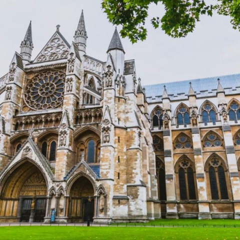 Photo: How much do you know about Westminster Abbey?