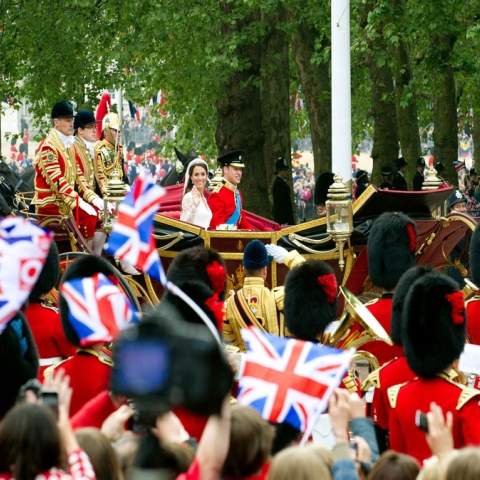 صور: الزيجات الملكية البريطانية