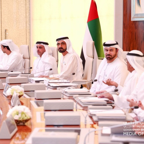 Photo: UAE bids to attract investors and talent