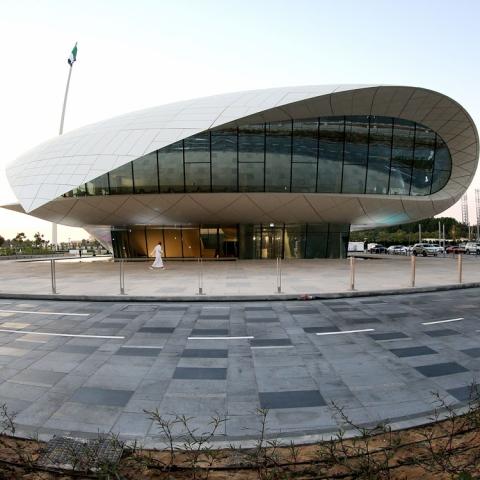 صور: متحف الاتحاد.. قصة تأسيس الإمارات