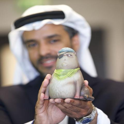 """${rs.image.photo} """"الحنين لأبوظبي: قصة الفيلم الإماراتي Catsaway"""""""