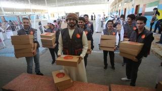 """بنك الطعام الإماراتي""""يكافح الجوع"""""""