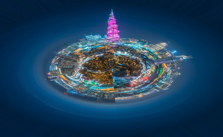 صورة: أكثر أماكن دبي الموجودة على انستغرام