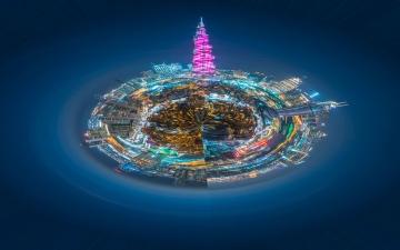 أكثر أماكن دبي الموجودة على انستغرام