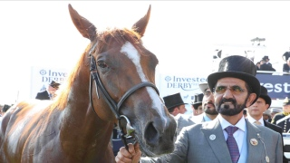 Godolphin's moment of glory