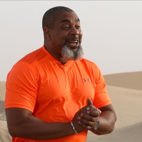 Photo: Fast Fit – From Al Qudra Desert