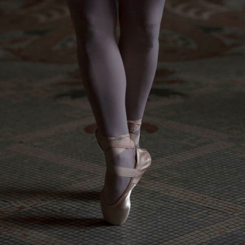 Photo: Ballet has no age limit