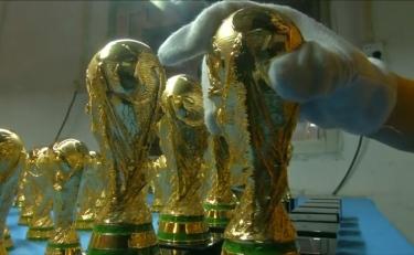صور: العالم يستعد لكأس العالم