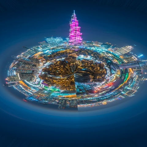 Photo: The most Instagrammed place in Dubai?