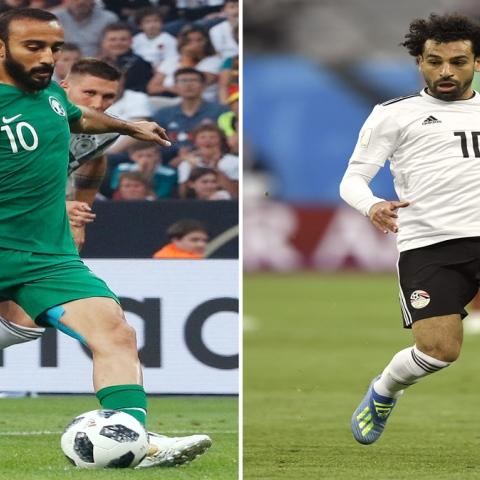 ${rs.image.photo} مواجهة عربية نارية.. بين مصر والسعودية