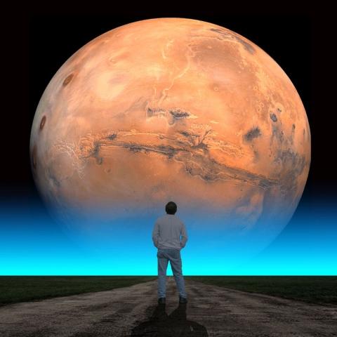 صور: لماذا يحظى المريخ بالاهتمام؟