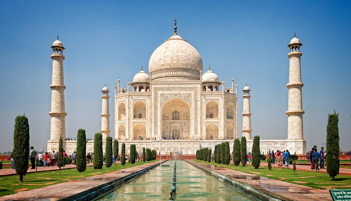 Will The Taj Mahal Turn Green Dubai Post