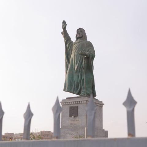 """صور: خمسة أماكن في القاهرة على اسم الراحل """"الشيخ زايد"""""""