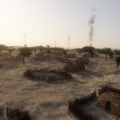 صور: أقدم قرية في الإمارات.. عمرها 8000 عام