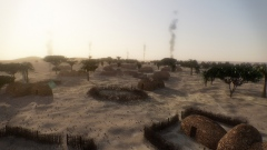 The UAE's 8,000 year old village