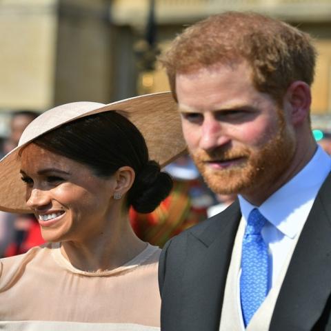 Photo: How Meghan breaks the royal rules