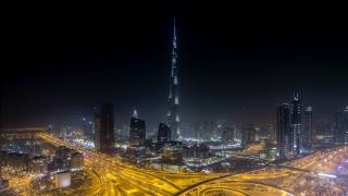 Burj Khalifa Unites People at the World Cup