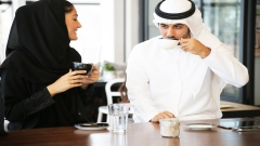 What are some facts about coffee in the UAE?