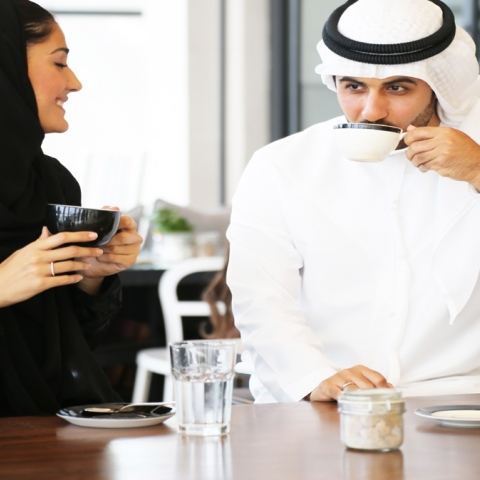 Photo: What are some facts about coffee in the UAE?