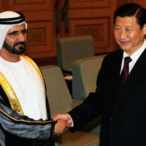 صور: الأسبوع الإماراتي الصيني.. يدًا بيد نحو المستقبل