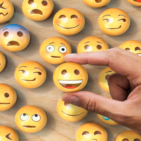 Photo: It's World Emoji day! But what are emojis?