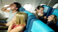 The most annoying things about air travel!