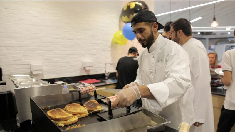 صور: خالد السعدي: رحلتي لخسارة الوزن الزائد جعلتني مختصًا بالأكل الصحي
