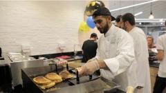Dubai's super fit chef