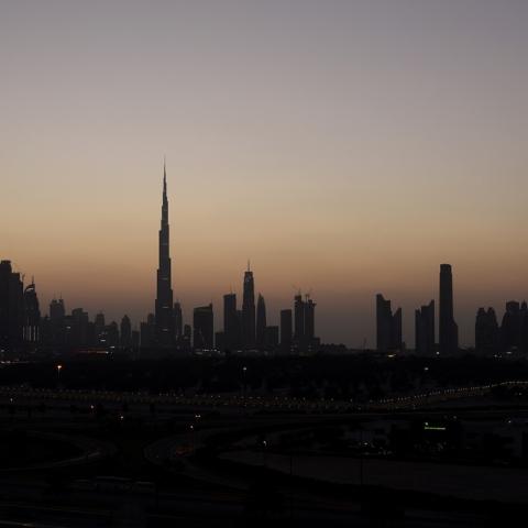 صور: دبي تتصدر موسوعة جينيس للأرقام القياسية