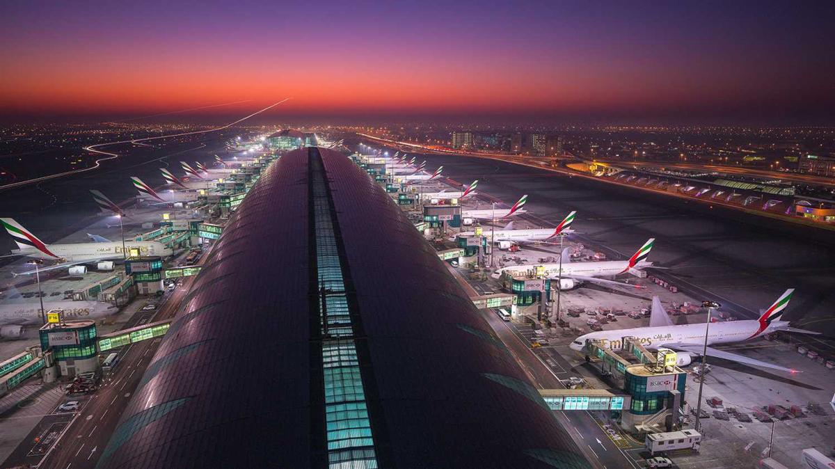 من سيكون المسافر المليار في مطار دبي؟