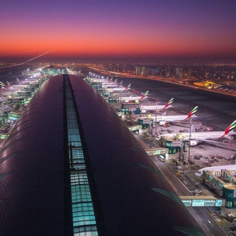 Photo: Who will be the 1 billionth passenger at Dubai airport?