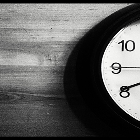 Photo: What's the happiest minute of the day?
