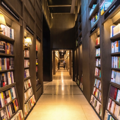 صور: أين تقع أفضل محلات بيع الكتب في دبي؟