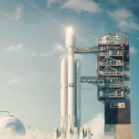 صور: خليفة سات يُدخل دولة الإمارات عصر التصنيع الفضائي الكامل