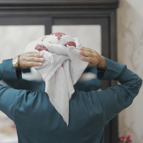 صور: كشخة الرجل الإماراتي في الشتاء